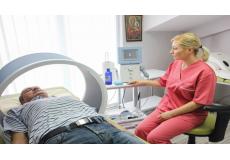 Смирување на воспалени процеси и отстранување на отоци (Ласер + Електротерапија + Ултразвук)