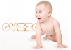 37% ПОПУСТ на пакување од 3, еколошки и анти-бактериски бебешки пелени  GYZZO® за повеќекратна употреба (се перат), со големина која се подесува и можете да ги користите за целиот период додека бебето расте.