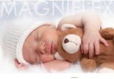17% ПОПУСТ на Незаменливиот Бебешки душек (Baby Bamboo) од Magniflex, со димензии 60 x 120. Совршена подршка за децата додека растат.