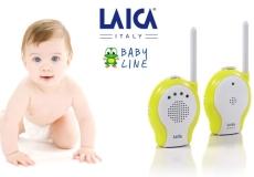 30% ПОПУСТ на Baby Monitoring - Аудио мониторинг систем за бебиња Laica BC2001 + ПОДАРОК Топломер LAICA. Бидете секогаш блиску до Вашите најмали.
